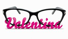 Valentina #glasses #logo #illustration #branding