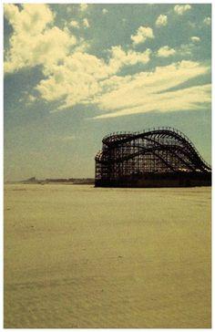 John Helmuth | Portfolio #rollercoaster #beach #summer #film