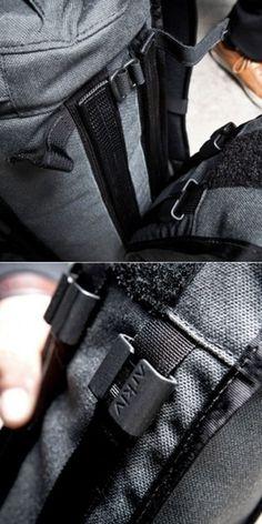 Mission Workshop\'s Arkiv Modular Bag Design - Core77
