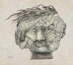 RAYMOND LEMSTRA #handsome #lemstra #raymond #really #illustration #guy