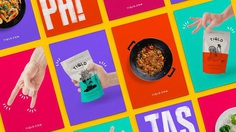 How TIQLD's Unexpected Spice Combinations Inspired its Bold Packaging — The Dieline | Packaging & Branding Design & Innovation News