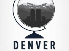Denver International youth hostels logo #logo