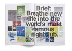 Studio Output – SI Special | September Industry #output #brochureware #studio