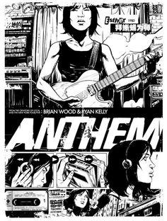 ryan kelly #illustration #comic