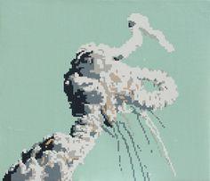 Hollis Brown Thornton « PICDIT #acrylic #art