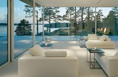 WANKEN - The Blog of Shelby White » Modern Stockholm Residence #swedish #house #stockholm #modern