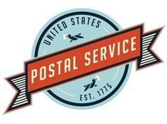 design work life » A USPS Redesign #branding #usps #matt #re #chase #identity