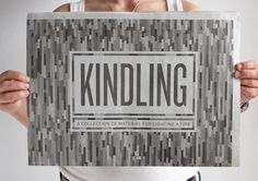 Zinegraph | Regularity, cleanness, good taste and charm #print #design #graphic #kindling #type