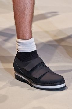 Calvin Klein Collection Spring 2013 Menswear #calvin #men #klein #shoes