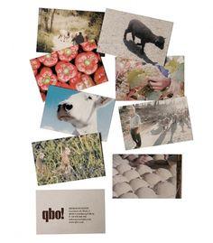 qbo! | Silvia Mallofre #rustic #card #graphic #mallofre #silvia