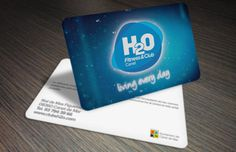 H2O Fitness&Club Gym on Behance
