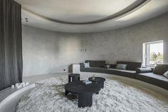 Silo Apartment in Antwerp by Arjaan De Feyter 3