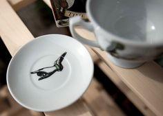 Hendrick's Gin Tea Cup (NOTCOT) #product #gin #hendricks