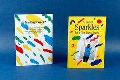 A Tad Of Sparkles #print