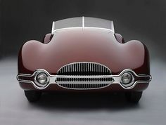 1948 Buick Streamliner by Norman E. Timbs 6 #car #concept #1948