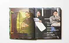 New Tokyo Life Style Think Zone on the Behance Network #tokio