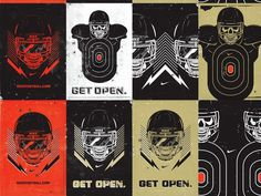 nike the opening 3 2 #nike #illustration #sports
