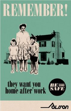 olsson0.jpg (387×597) #design #safety #retro #graphic #vintage