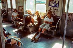 Subway Babes lates 70ies