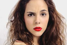 TAKE ME OUT! #model #red #lips #photography #fashion #face