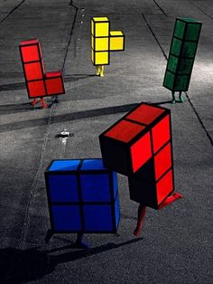 Patrick Runte Fotografie #games #tetris