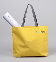 New Work: GLUCK+ #pentagram #branding