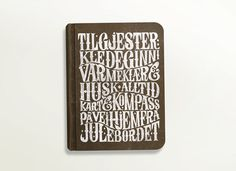 Typography sketches Jeksel™ The Portfolio of Mats Ottdal #typography #hand drawn