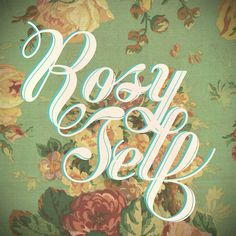 Rosy_self #type #pattern #logo