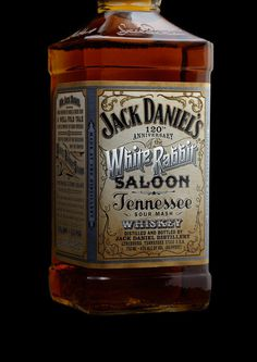 #JackDaniels #whiskey #packaging