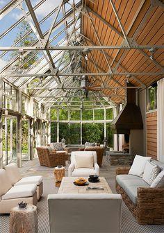 Glass Pleasure Dome