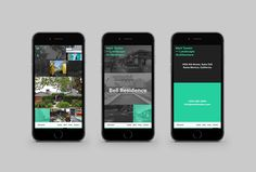 MTLA by Mash Creative and Hype Type #website #web design