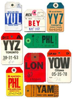 vintage-luggage-tags1.jpg 474×640 pixels #labels #flight