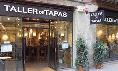 TALLER DE TAPAS RESTAURANT IMAGE DESIGN on the Behance Network #logotype #rotulation #branding #restaurant