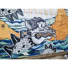 Dragon #streetart