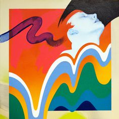 Zac Roz | PICDIT #mixed #media #art #painting