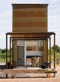 cabbagerose:marfa/candid rogers architectvia: chriscooperarchitect
