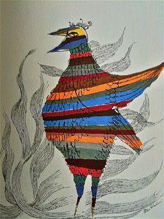 Ben Shahn • Graphic Design | Flickr - Photo Sharing! #shahn #graphic #illustration #art #colour #ben