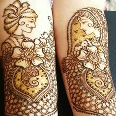 Latest Mehndi Designs Dulhan