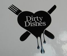 Leslie & Denise's Picnic - Saucy Ceramic Plate by Dirty Dishes | Dirty Dishes #logo #dishes #dirty