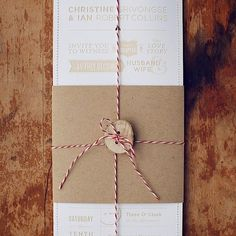 Awesome Wedding Invitations #invitation #packaging #design #graphic #identity #wedding
