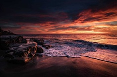 Fantastic Long Exposure Landscapes of San Diego by Aiden White