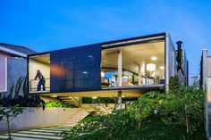 Lens House Obra Arquitetos 12