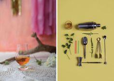 Women & Whiskies | Namesake #whiskey #styling #liquor #photography #prop
