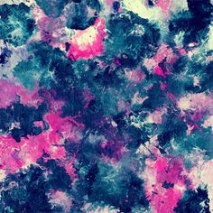 Graphic Design » Changethethought™ #funky #colors #pattern