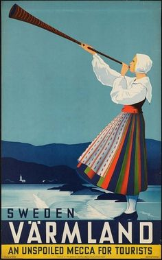 Swedish posters | CreativeRoots - Art and design inspiration from around the world