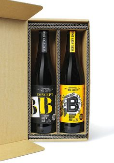 Concept B Beer Packaging #packaging #beer
