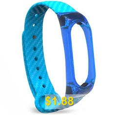 Wristband #for #Xiaomi #Mi #Band #2 #Replacement #Strap #- #BLUE