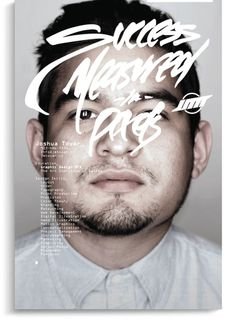 Joshua Tovar Self Promotion #design #typography #layout #photography #magazine