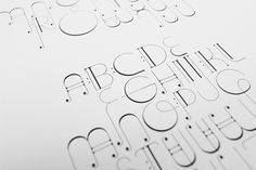 Octave on the Behance Network #design #graphic #typo #typography