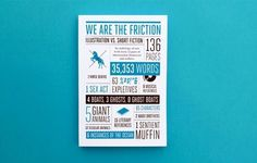 grain edit · We Are The Friction #infographic